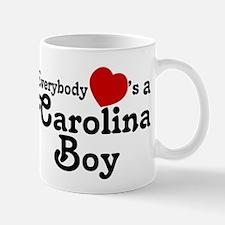 Everybody Hearts a Carolina B Mug