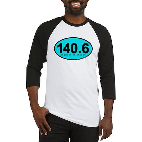 140.6 Ironman Triathlon Baseball Jersey