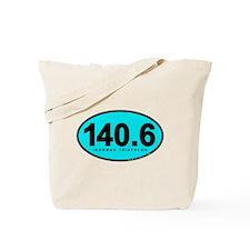 140.6 Ironman Triathlon Tote Bag