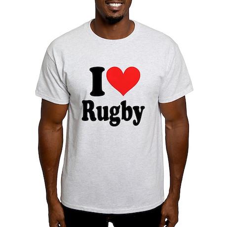 I Love Rugby Light T-Shirt
