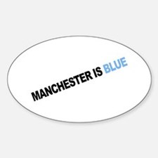 Is Blue.... Decal