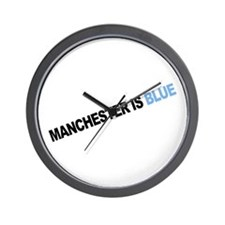 Is Blue.... Wall Clock