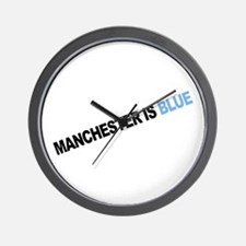 Is Blue.... Wall Clock