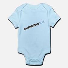 Is Blue.... Infant Bodysuit