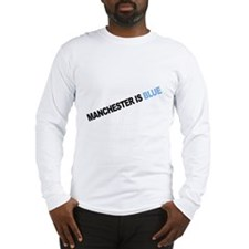 Is Blue.... Long Sleeve T-Shirt