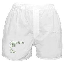 ..'Till I Die Boxer Shorts