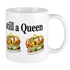 65 YR OLD QUEEN Small Mug