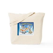 Duncan Book Cover Tote Bag