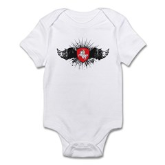 Belarus Infant Bodysuit