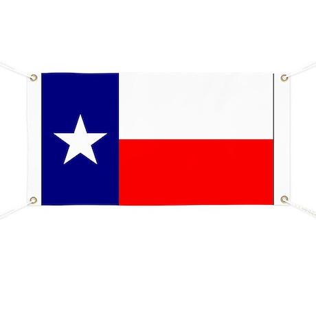 Flag of Texas Banner