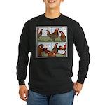 Rumors Long Sleeve Dark T-Shirt