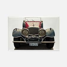 1937 Jaguar! Rectangle Magnet
