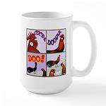 Cocka-Doodle-Doo Large Mug