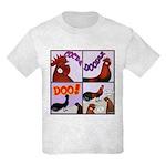 Cocka-Doodle-Doo Kids Light T-Shirt