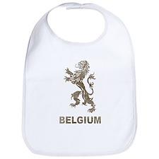 Vintage Belgium Bib