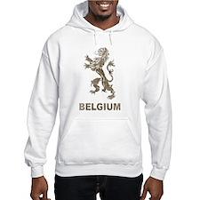Vintage Belgium Hoodie