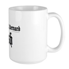 Down da Parish, St Bernard Mug