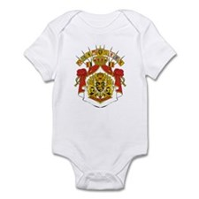 Belgium Coat Of Arms Infant Bodysuit