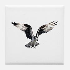 Osprey in Flight Tile Coaster