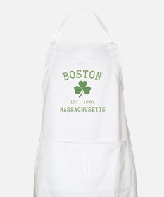 Boston Massachusetts Apron