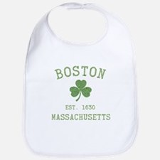 Boston Massachusetts Bib