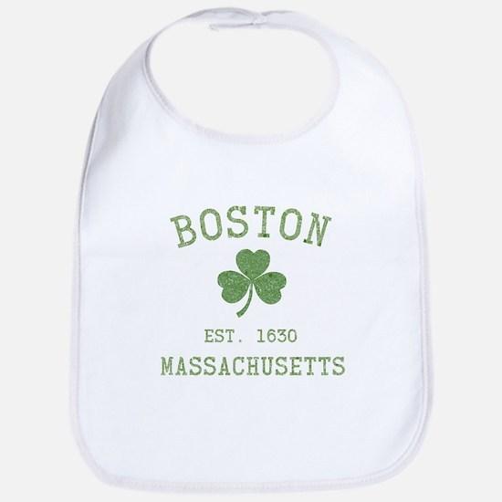 Boston Massachusetts Bib