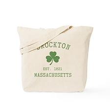 Brockton Massachusetts Tote Bag