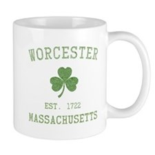 Worcester Massachusetts Mug
