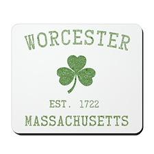 Worcester Massachusetts Mousepad