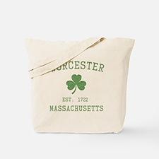 Worcester Massachusetts Tote Bag