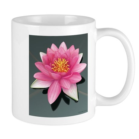 Fragrant Waterlily Mug
