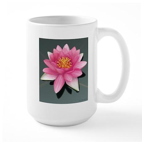 Fragrant Waterlily Large Mug