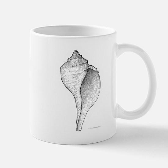 Channeled Whelk Mug