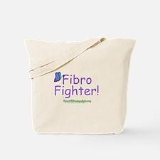 Fibro Fighter Tote Bag