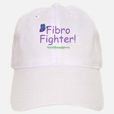 Fibro Fighter Baseball Baseball Cap