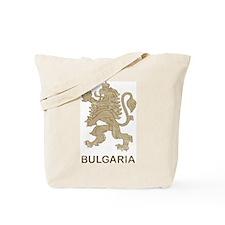 Vintage Bulgaria Tote Bag