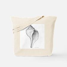 Channeled Whelk Tote Bag