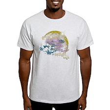 Jacob Quote Eclipse Clouds T-Shirt