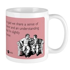 Slightly Funnier Mug