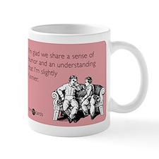 Slightly Funnier Small Mug