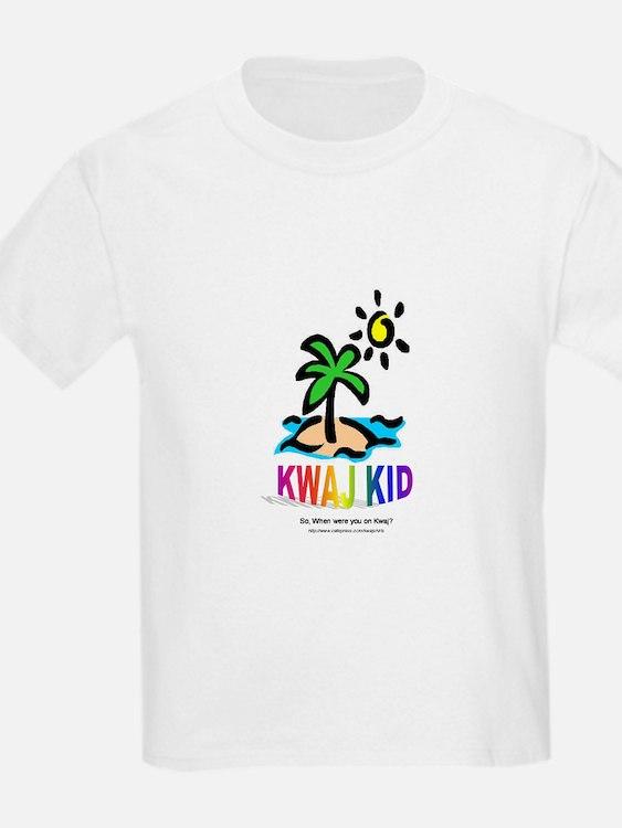 Kwajalein kid 39 s clothing kwajalein kid 39 s shirts hoodies for Custom kids t shirts
