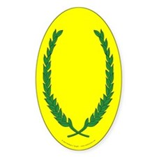 SCA Sticker (Oval)