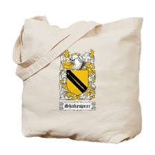 Shakespear Tote Bag