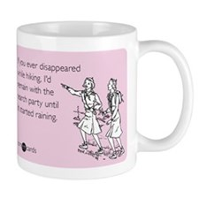 Disappeared Hiking Mug