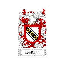 Selwyn Sticker (Rectangular)