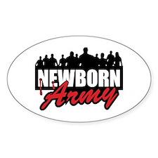 """""""Newborn Army"""" Decal"""