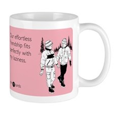 Effortless Friendship Mug