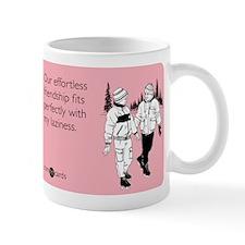 Effortless Friendship Small Mugs