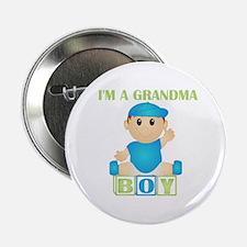 I'm A Grandma (PB:blk) Button