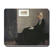 Whistler's Mother Mousepad